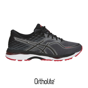 Chaussures running homme GEL-CUMULUS 19 black/carbon/fiery red