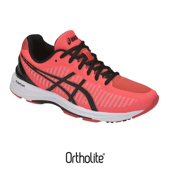 Chaussures running femme GEL-DS TRAINER 23 flash coral/black/coralicious