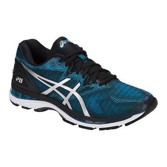 Zapatillas de running hombre GEL-NIMBUS 20 island blue/white/black