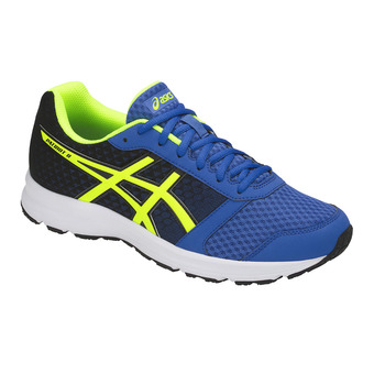 Chaussures running homme PATRIOT 9 victoria blue/safety yellow/black