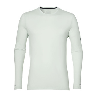 Camiseta hombre SEAMLESS sprout green heather