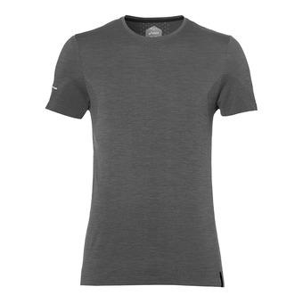 Camiseta hombre SEAMLESS dark grey heather