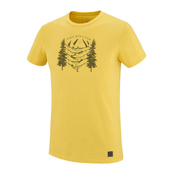 Tee-shirt MC homme BARRINHA gold wood