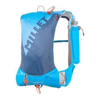 Mochila de hidratación 5L INTENSE electric blue/poseidon + 2 botellas 500ml