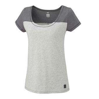 Tee-shirt MC femme CANOAS h grey/h tarmac