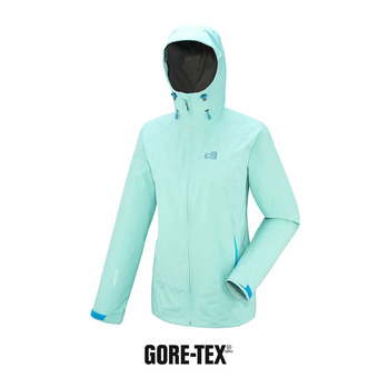 Veste femme GRAYS PEAK GTX® pool blue