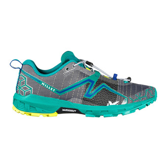 Chaussures trail femme LIGHT RUSH dynasty green/butter cup