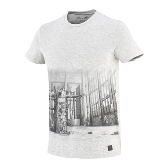 Tee-shirt MC homme LIMITED EDITION II heather grey