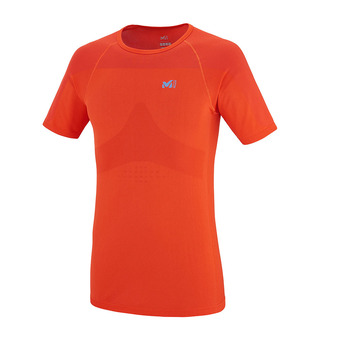 Maillot MC homme SEAMLESS orange