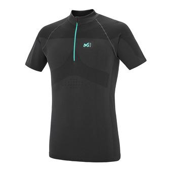Camiseta hombre SEAMLESS ZIP black
