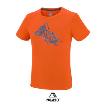 Maillot MC homme NEEDLES orange