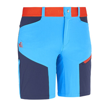 Short hombre ONEGA STRETCH electric blue/ink