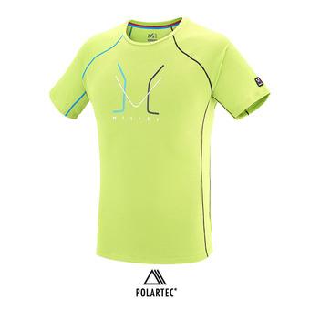 Camiseta hombre TRILOGY DELTA LIMITED acid green