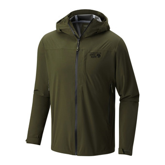 Chaqueta hombre STRETCH OZONIC™ surplus green