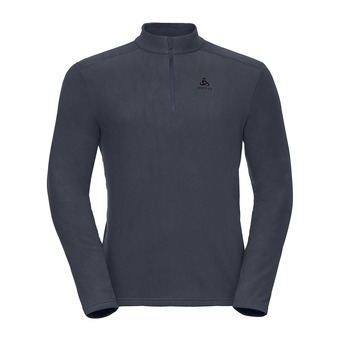 Sweat 1/2 zip homme ORSINO ombre blue