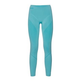 Collant femme EVOLUTION WARM blue radiance/bluebird