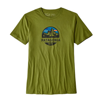 Camiseta hombre FITZ ROY SCOPE ORG sprouted green