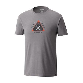 Camiseta hombre ROUTE SETTER™ heather manta grey