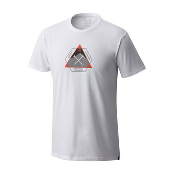 Camiseta hombre ROUTE SETTER™ white