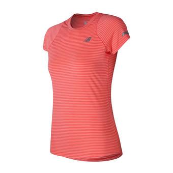 Camiseta mujer SEASONLESS vivcoral