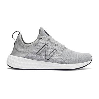 Zapatillas de running mujer CRUZ light grey
