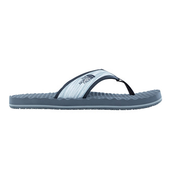 Chanclas hombre BASE CAMP zinc grey wind print/weathered black