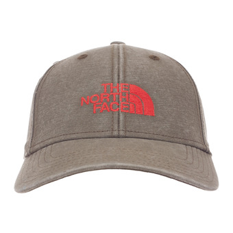 Gorra 66 CLASSIC weimaraner brown/weathered orange