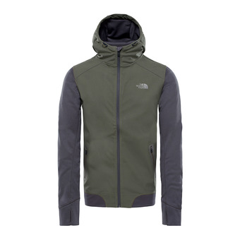 Chaqueta hombre KILOWATT VARSITY grape leaf/asphalt grey