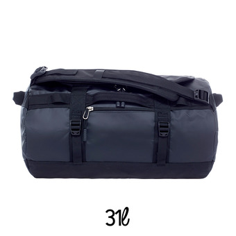Bolsa de viaje 31L BASE CAMP XS tnf black