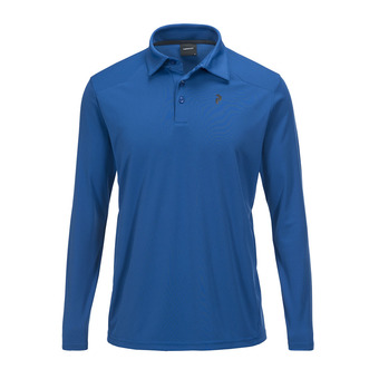 Polo ML homme VERSEC true blue