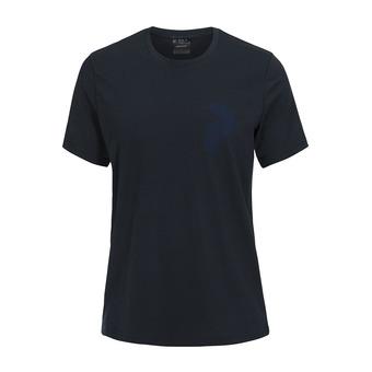 Tee-shirt MC homme TRACK salute blue