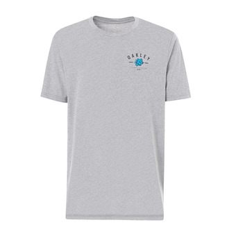 Tee-shirt MC homme 50-TEMPLES FB athletic heather grey