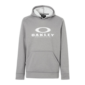 Sweat à capuche homme 360 athletic heather grey