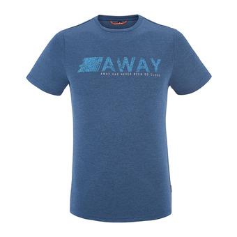 Camiseta hombre SHIFT insigna blue