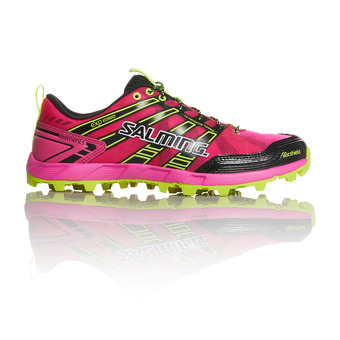 Chaussures trail femme ELEMENTS rose fluo