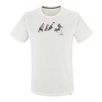 Camiseta hombre YULTON mastic mountains