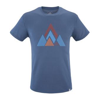 Camiseta hombre TAURUS morning blue