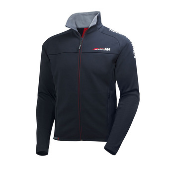 Chaqueta polar HP FLEECE navy