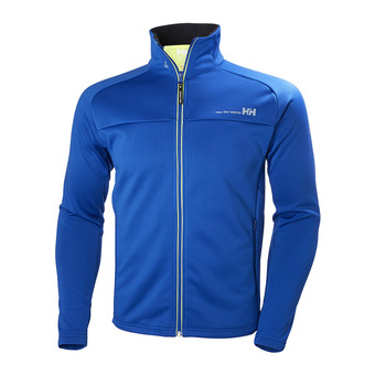 Veste polaire lisse HP FLEECE olympian blue