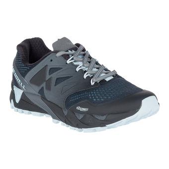 Zapatillas de trail mujer AGILITY PEAK FLEX 2 E-MESH black