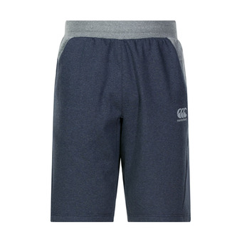 Short hombre VAPODRI CCC FLEECE total eclipse marl