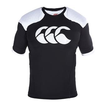 Hombreras de rugby hombre VAPODRI RAZE PRO black