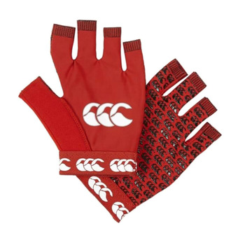 Mitones PRO GRIP flag red