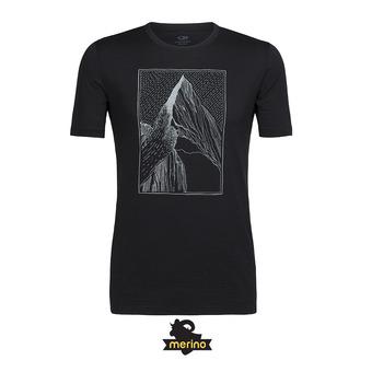 Camiseta hombre TECH LITE black