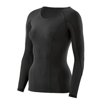 Camiseta mujer DNAMIC black/black