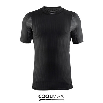 Camiseta térmica hombre BA EXTREME 2.0 CR negro