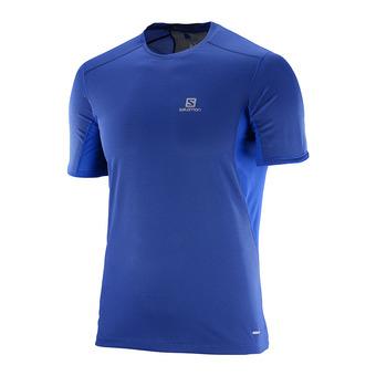 Camiseta hombre TRAIL RUNNER surf the web/dress blue