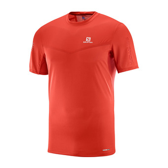 Camiseta hombre FAST WING fiery red