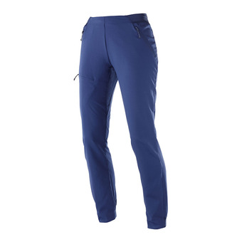 Pantalon femme OUTSPEED medieval blue