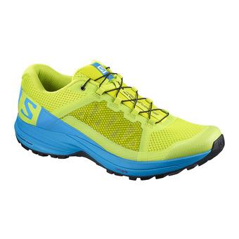 Zapatillas de trail hombre XA ELEVATE acid lime/hawaiian/black